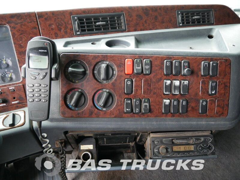 photo de Occasion  Camion Mercedes Actros 2548 S Getriebeschaden 6X2 2000