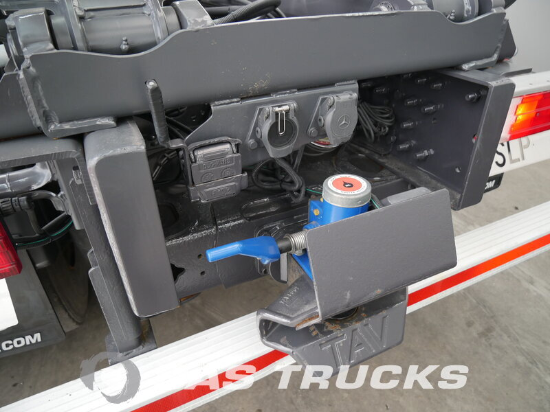 photo de Occasion  Camion Mercedes Actros 2648 L 6X4 2011