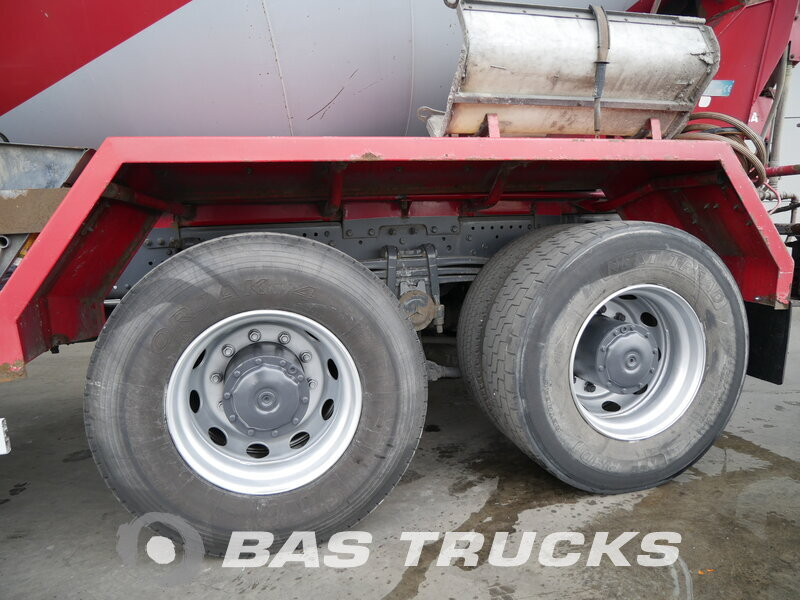 photo de Occasion  Camion Mercedes Actros 3236 B 6X4 2006