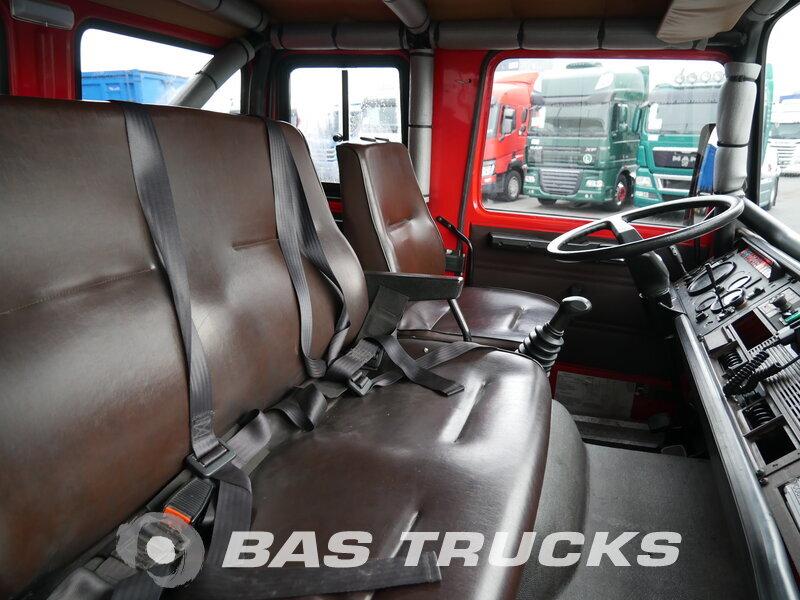photo de Occasion  Camion Renault  85.150 4X4 1993