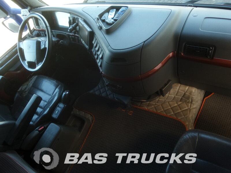 photo de Occasion  Camion Volvo FH16 660 XL 6X4 2007