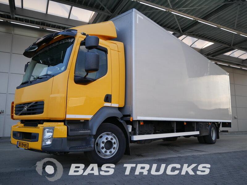 photo de Occasion  Camion Volvo FL 240 4X2 2012