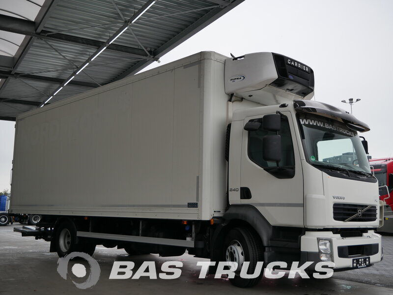 photo de Occasion  Camion Volvo FL 240 4X2 2012