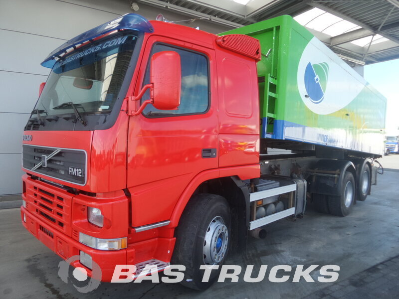 photo de Occasion  Camion Volvo FM12 340 6X2 1999