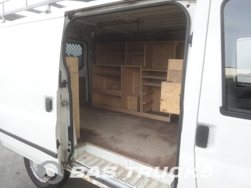 photo de Occasion  LCV Ford Transit 2005