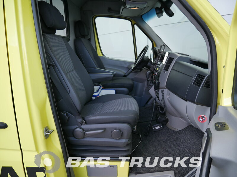 photo de Occasion  LCV Mercedes Sprinter 2009