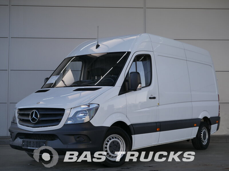 photo de Occasion  LCV Mercedes Sprinter 313 2014