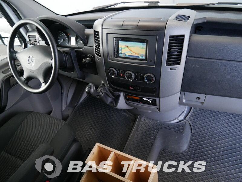 photo de Occasion  LCV Mercedes Sprinter 316 2012
