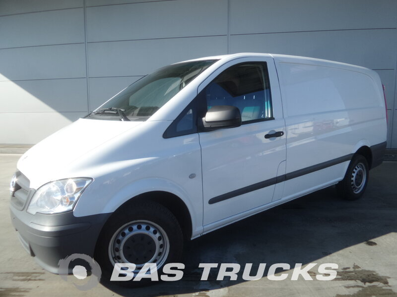 photo de Occasion  LCV Mercedes Vito 2010