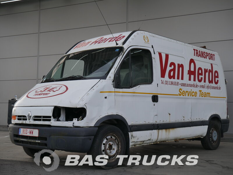 photo de Occasion  LCV Renault Master Unfall 2000