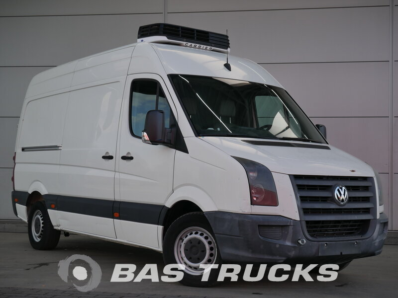 photo de Occasion  LCV Volkswagen Crafter 2007
