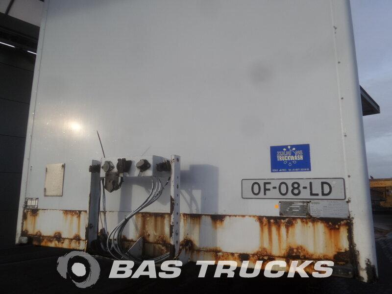 photo de Occasion  Semi-remorques BOS Liftas Ladebordwand Type: 30 3ST2 NL 3 Essieux 1997
