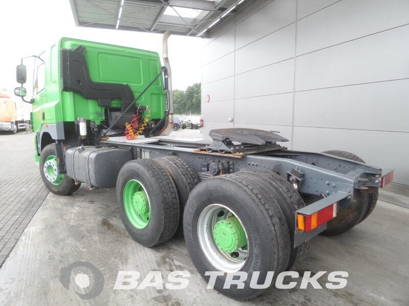 photo de Occasion  Tracteur DAF CF85.360 6X4 2011