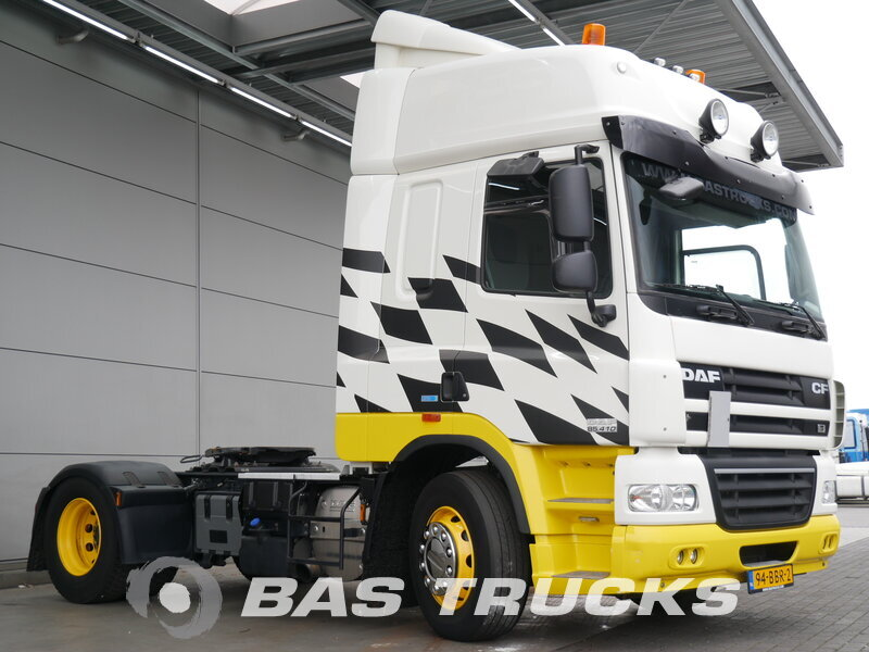 photo de Occasion  Tracteur DAF CF85.410 4X2 2013