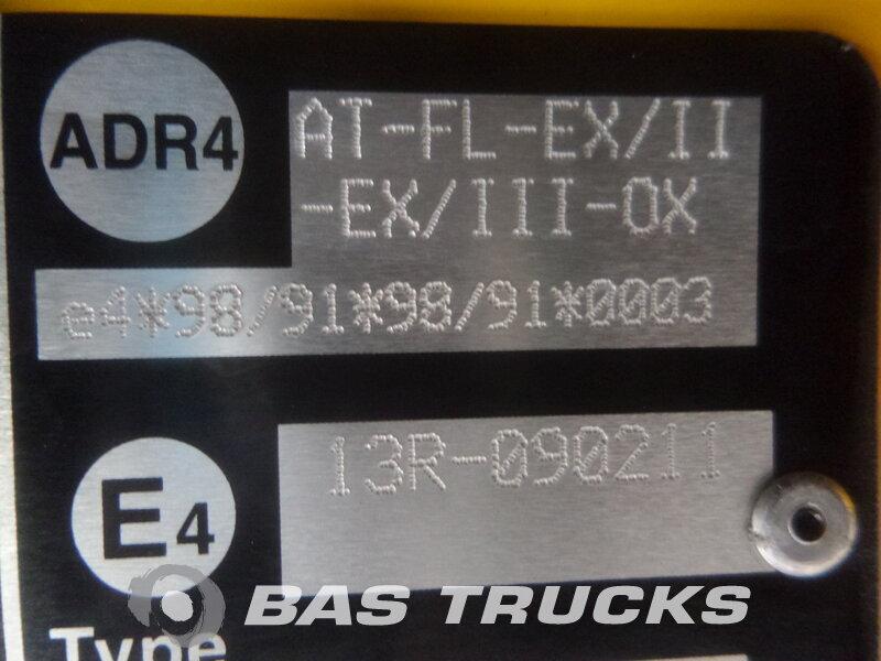 photo de Occasion  Tracteur DAF XF105.410 4X2 2008