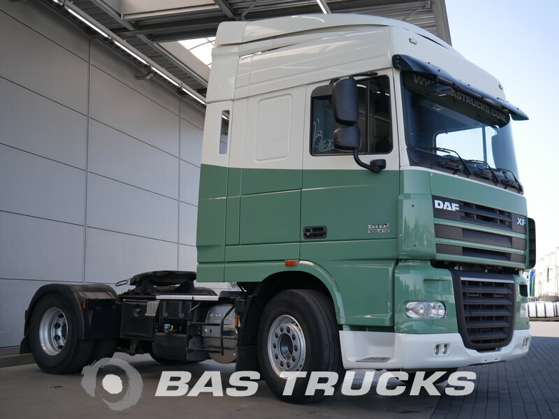 photo de Occasion  Tracteur DAF XF105.410 4X2 2011