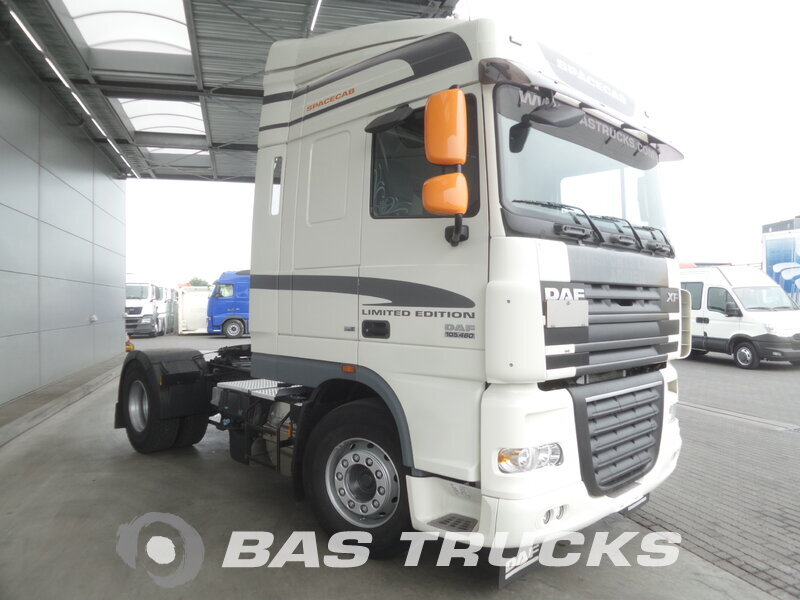 photo de Occasion  Tracteur DAF XF105.460 4X2 2009