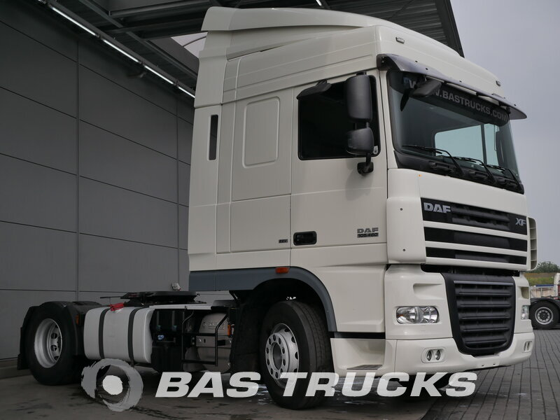photo de Occasion  Tracteur DAF XF105.460 4X2 2012