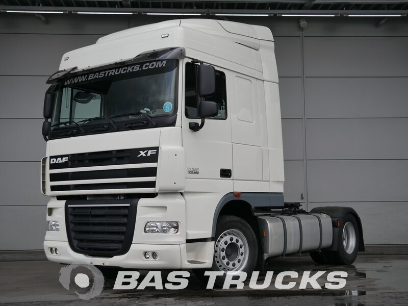 photo de Occasion  Tracteur DAF XF105.460 4X2 2013