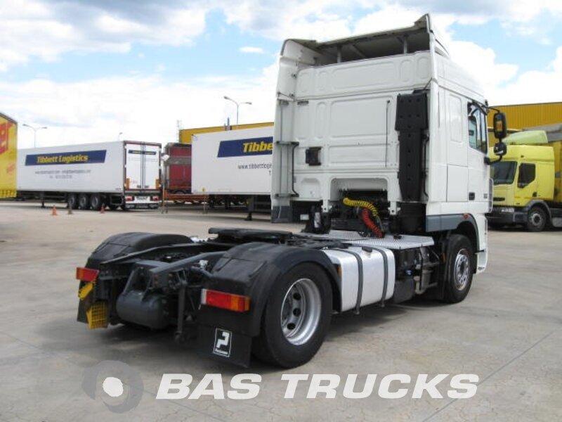 photo de Occasion  Tracteur DAF XF105.460 Bucharest RO 4X2 2011