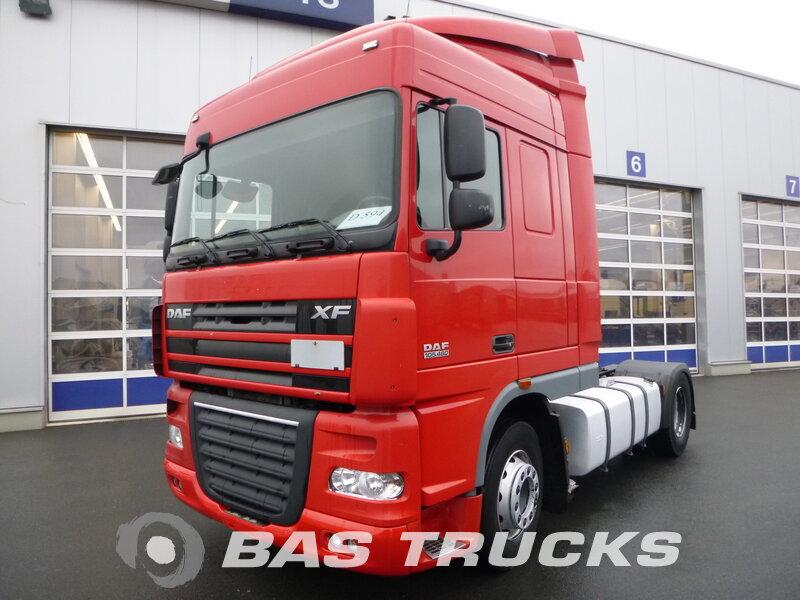 photo de Occasion  Tracteur DAF XF105.460 Dortmund-DE 4X2 2012