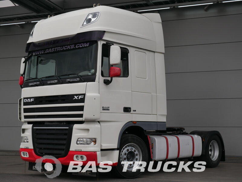 photo de Occasion  Tracteur DAF XF105.460 SSC 4X2 2010