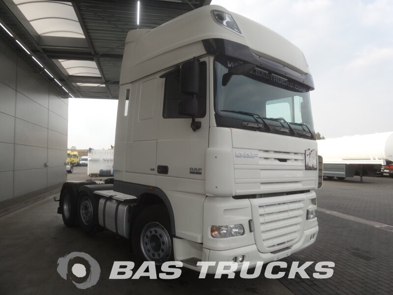 photo de Occasion  Tracteur DAF XF105.460 SSC 6X2 2010