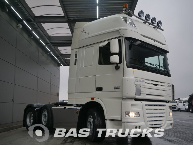 photo de Occasion  Tracteur DAF XF105.510 SSC 6X2 2012