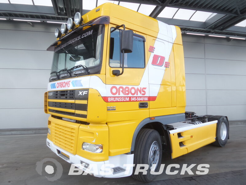 photo de Occasion  Tracteur DAF XF95.480 4X2 2006