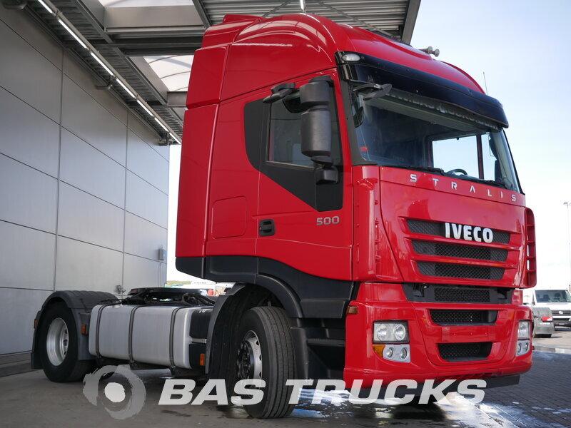photo de Occasion  Tracteur IVECO AS440S50 4X2 2008