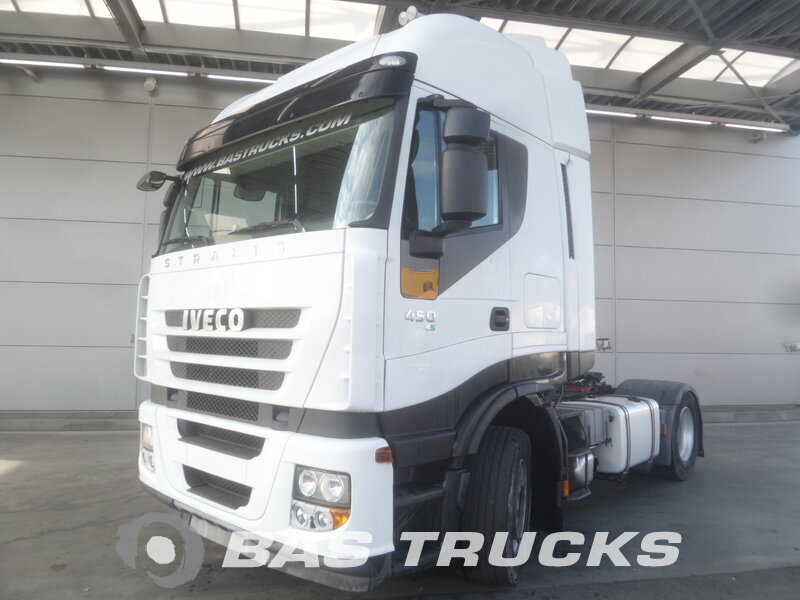 photo de Occasion  Tracteur IVECO Stralis AS440S45 4X2 2010