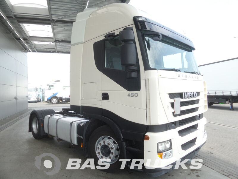 photo de Occasion  Tracteur IVECO Stralis AS440S45 4X2 2011