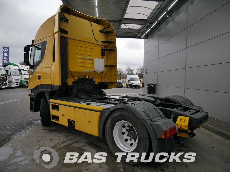 photo de Occasion  Tracteur IVECO Stralis AS440S50 4X2 2009