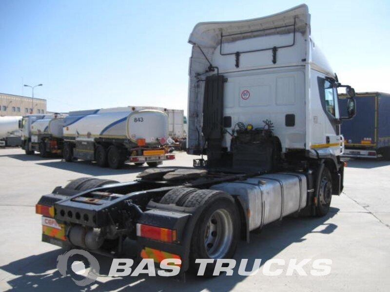 photo de Occasion  Tracteur IVECO Stralis AT440S42 Bucharest RO 4X2 2008