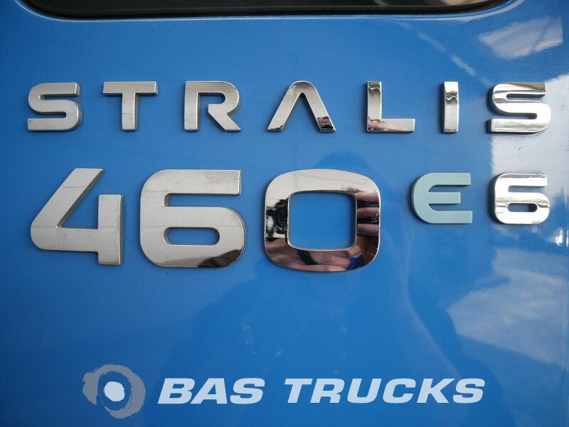 photo de Occasion  Tracteur IVECO Stralis Hi-Way AS440S46 4X2 2014