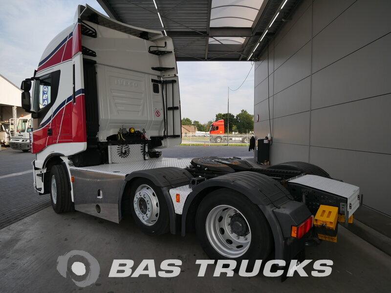 photo de Occasion  Tracteur IVECO Stralis Hi-Way AS440S56 6X2 2014