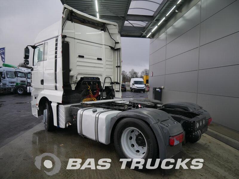 photo de Occasion  Tracteur MAN TGA 18.400 XLX 4X2 2007