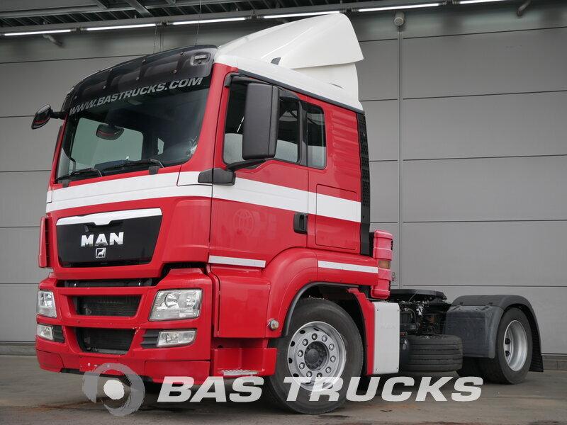 photo de Occasion  Tracteur MAN TGS 18.360 L 4X2 2011