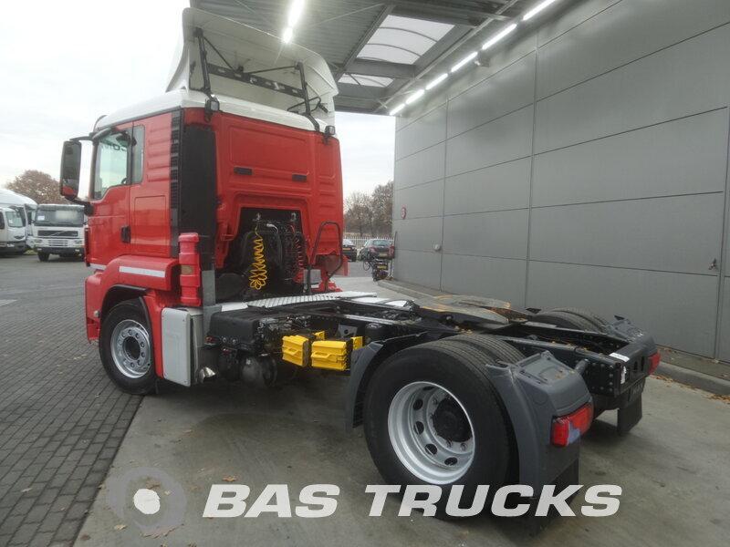 photo de Occasion  Tracteur MAN TGS 18.360 L 4X2 2012