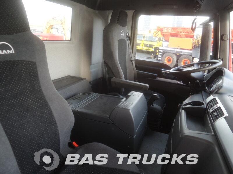 photo de Occasion  Tracteur MAN TGS 18.480 M 4X4 2016