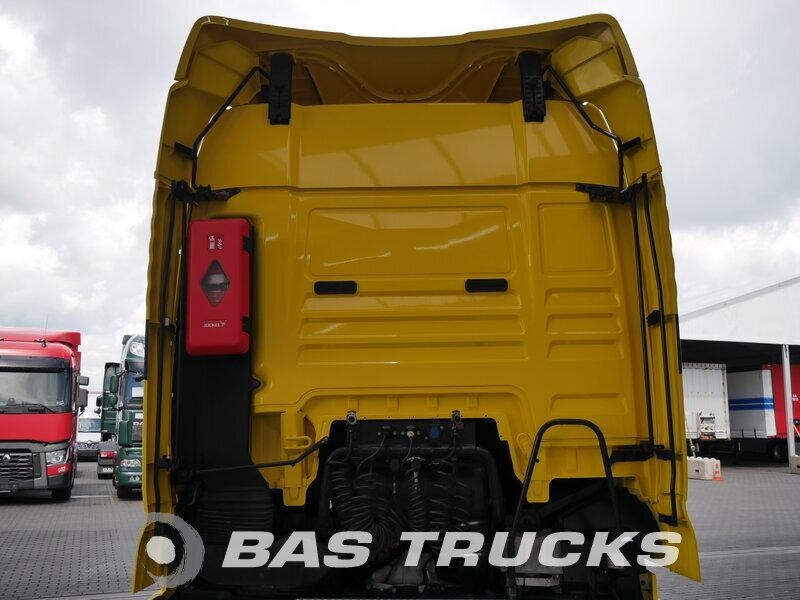 photo de Occasion  Tracteur MAN TGX 18.400 XLX Unfall 4X2 2012