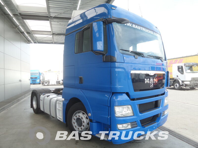 photo de Occasion  Tracteur MAN TGX 18.440 XLX 4X2 2012