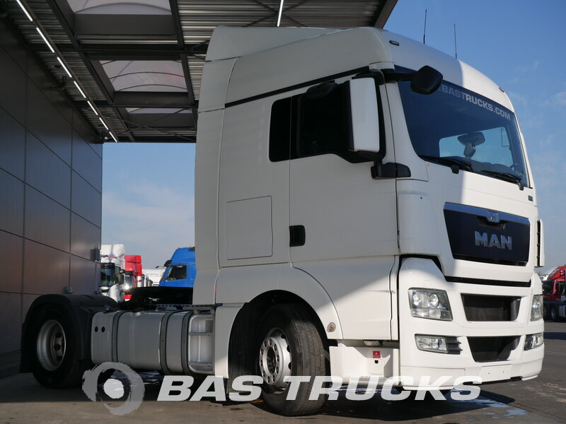 photo de Occasion  Tracteur MAN TGX 18.440 XLX 4X2 2013