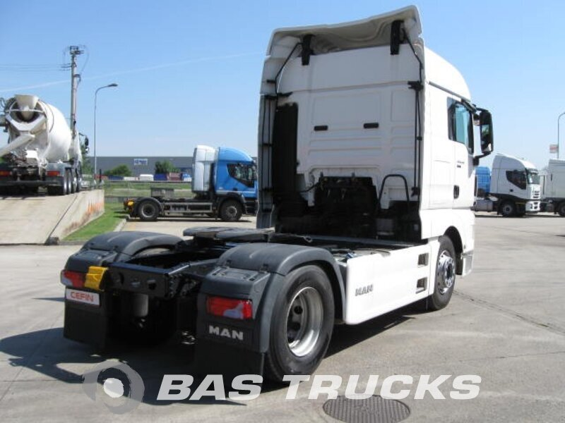 photo de Occasion  Tracteur MAN TGX 18.440 XLX Bucharest RO 4X2 2012