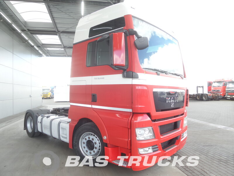 photo de Occasion  Tracteur MAN TGX 18.440 XXL 4X2 2011