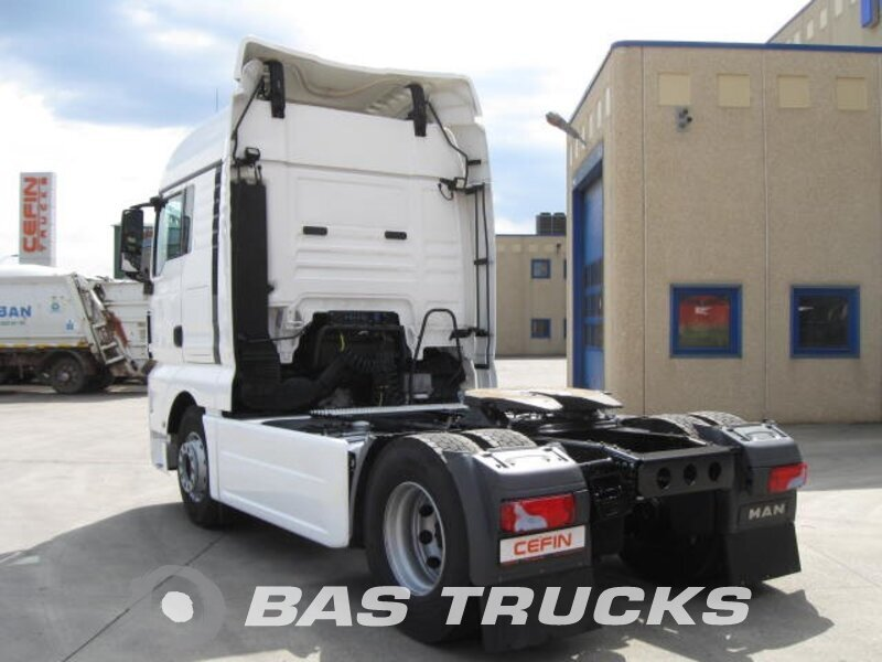 photo de Occasion  Tracteur MAN TGX 18.480 XLX Bucharest RO 4X2 2012