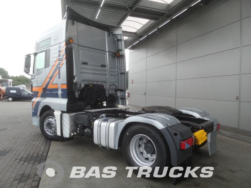 photo de Occasion  Tracteur MAN TGX 18.480 XXL 4X2 2009