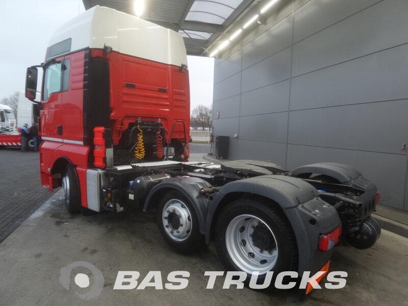 photo de Occasion  Tracteur MAN TGX 24.440 XXL 6X2 2011