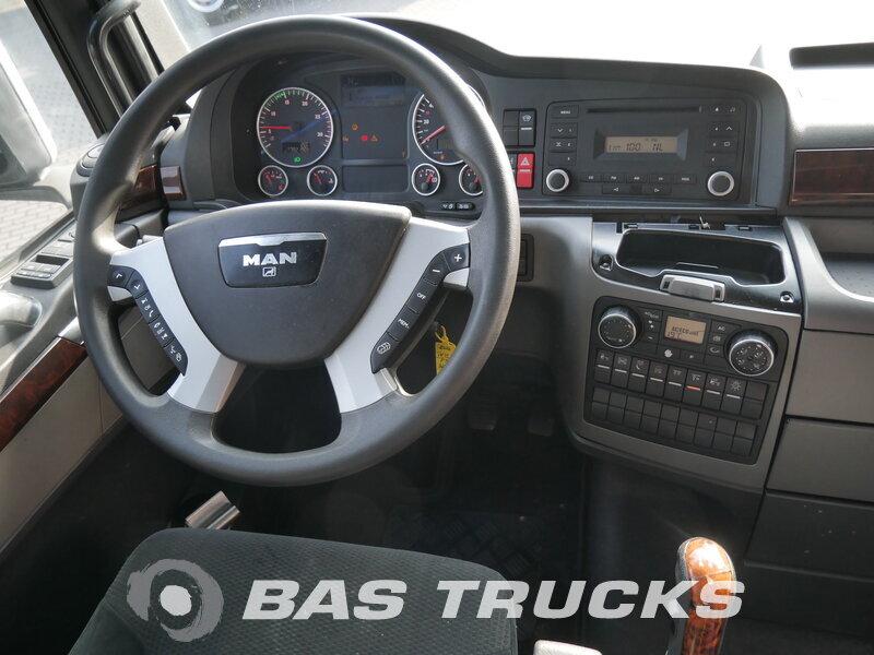 photo de Occasion  Tracteur MAN TGX 26.440 XXL 6X2 2011