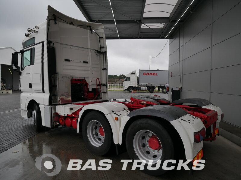 photo de Occasion  Tracteur MAN TGX 28.440 XXL 6X2 2011